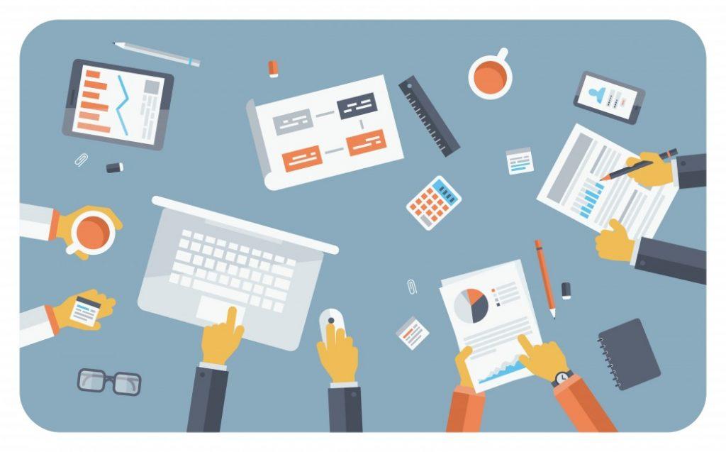 création de site internet et gestion de projet web