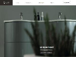 Création de site vitrine Dordogne Bathroom Therapy