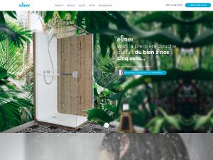 Elmer Shower création de site e-commerce Dordogne