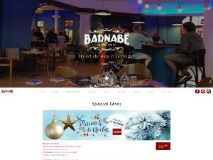 Création site internet Périgueux Guinguette de Barnabé