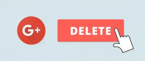 Google+ fermé