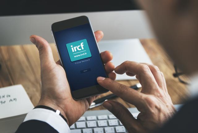 Temps d'écran IRCF