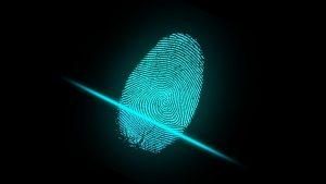 Empreinte digitale / Cryptage